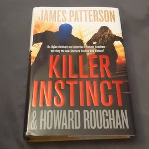 Killer Instinct by James Patterson... (Hardcover)